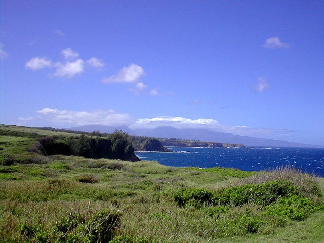 Maui north shore