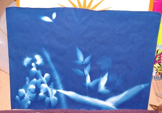 Sun art paper