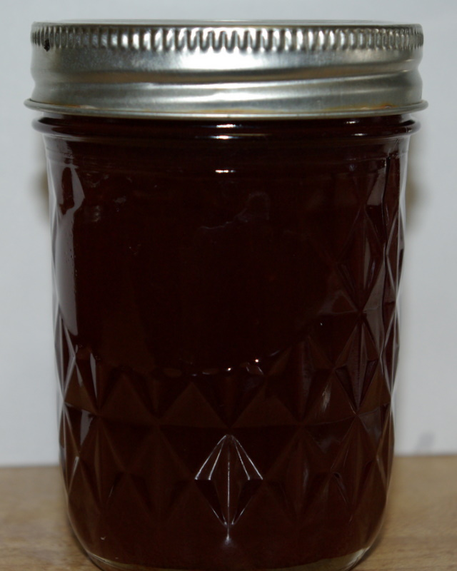 jar jam jelly