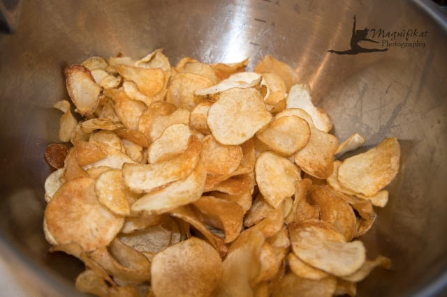 perfect homemade potato chips crisps
