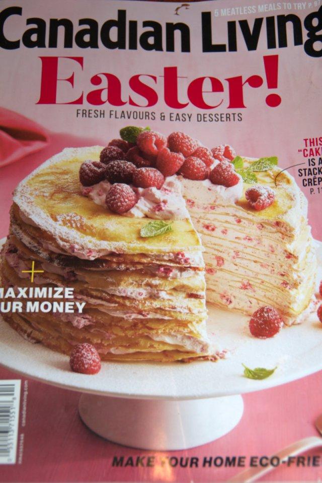 easter magazine