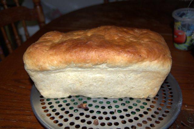paska bread loaf